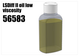 LSDiff II oil low viscosity