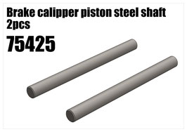 Brake calipper piston steel shaft 2pcs