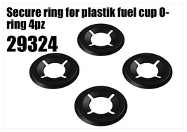 Secure ring for plastik fuel cup O-ring 4pcs