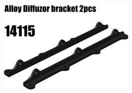 Alloy diffuzor bracket 2pcs