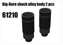 Shock's alloy body 2pcs