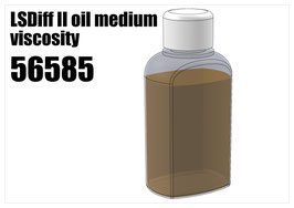 LSDiff II oil medium viscosity