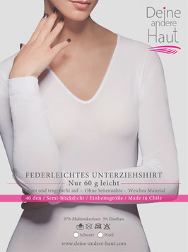 Langarmshirt / Unterziehshirt V