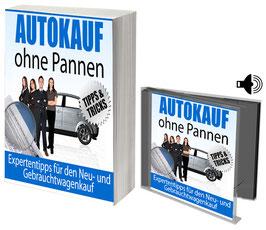 E-Book: Autokauf ohne Pannen
