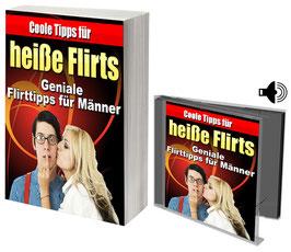 E-Book: Coole Tipps für heiße Flirts