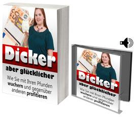 "E-Book: Dicker aber glücklicher"""