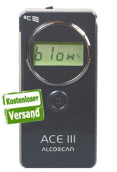 ACE Alcoscan III Premium + 25 Mundstücke
