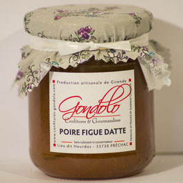 Poire Figue Datte