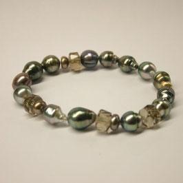 Tahiti Perlen Armband
