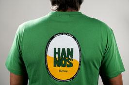 T-Shirt mit Firmenlogo
