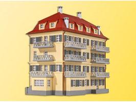 Kibri 7165 Mehrfamilienhaus mit Balkon OVP