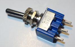Kippschalter 250 V/AC 3 A 3 x Ein/Ein APEM