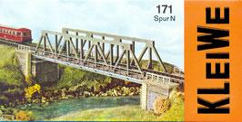 KleiWe 171 Gitterbrücke 1-gleisig.