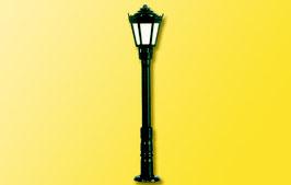 Viessmann Art.Nr.: 6470 N Parklaterne schwarz, LED warmweiß
