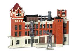 Kibri 37223 - N Fabrik aus der Gründerzeit