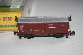 MINITRIX 51 3530 10 Güterwagen OVP