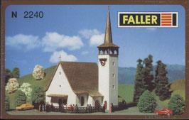 FALLER 2240 Spur N Kirche St. Bernhard