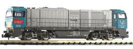 Hobbytrain  H2954,  Diesellok G2000 SNCF : G2000BB 1616 Bahngesellschaft:  SNCF  Verpackung: OVP