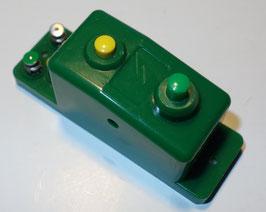 Minitrix 66595 Doppelfunktionsschalter grün gut