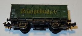 Güterwagen Roco Königsbacher ohne Verpackung