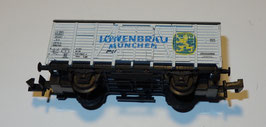 Güterwagen Roco Löwenbräu  ohne Verpackung