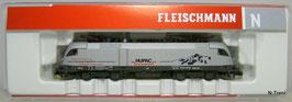 """FLEISCHMANN 731199  Elektrolokomotive der Baureihe ES64 U2-100 mit Sound der """"HUPAC"""""""