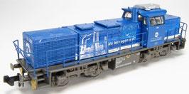 Piko 40402 .Diesellokomotive G 1206 INFRALEUNA. Digital Neuwertig