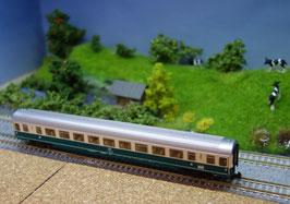 Minitrix 13377 K - Personenwagen der DB AG - 2. Klasse - OVP