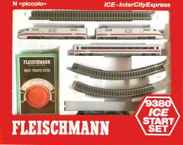 FLEISCHMANN 9380, 1/160-ICE-Startset