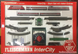 Fleischmann intercity set start 9377