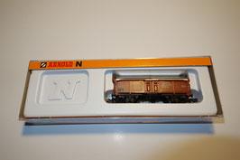 Arnold 4401 Spur N Schiebedachwagen OVP