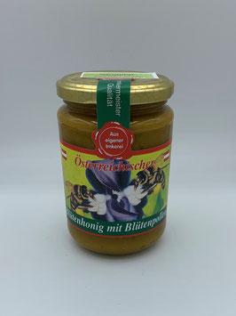 Blütenhonig mit Blütenpollen 250 g -  Imkerei Preissl Neuburger