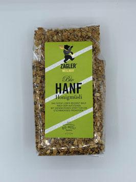 Bio-Hanf-Honigmüsli 500g - Zagler Bio GmbH
