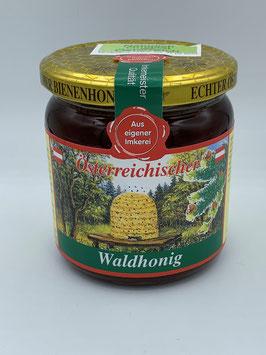 Waldhonig - Imkerei Preissl Neuburger 500g