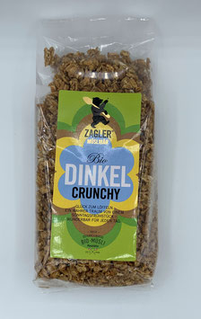 Bio-Dinkel-Crunchy 500g - Zagler Bio GmbH
