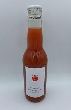 Bio- Erdbeere Prickelnd 0,33l - Bioweingut Heideboden