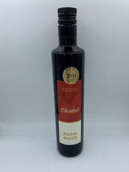 Kürbiskernöl 0,5 L - Thanhesl's Hofladen