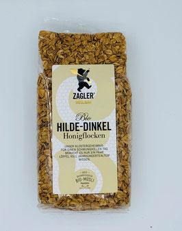 Bio-Hilde-Dinkel-Honigflocken 500g - Zagler Bio GmbH
