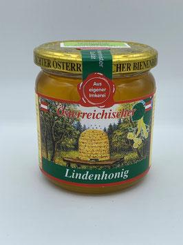 Lindenhonig 500 g -  Imkerei Preissl Neuburger