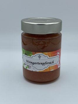 Weingartenpfirsich Marmelade 220 g - Obsthof Weiß St. Anna/Aigen