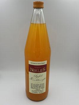 Apfelsaft-Karotensaft 1 L - Obstgarten Nikles