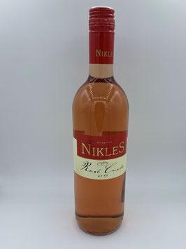 Rosé Cuvée 0,75 L - Weingarten Nikles