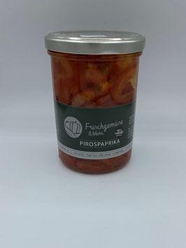 Pirospaprika 420 g - Frischgemüse & Mehr
