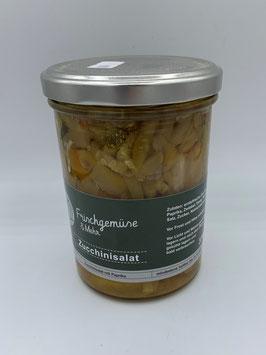 Zucchinisalat 370 g - Frischgemüse & Mehr