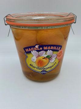 Marillenkompott - Hackl's Marille