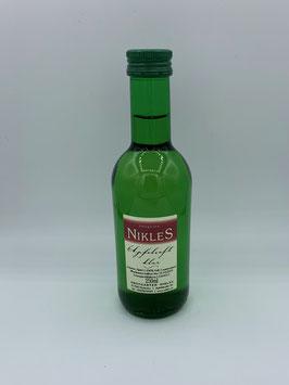 Apfelsaft klar 0,25 L - Obstgarten Nikles