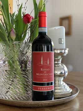 Rosso di Montalcino DOC, 0,75l