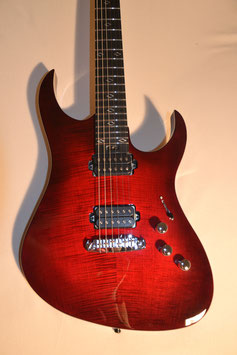 Musil STRYKER Red Flame Maple