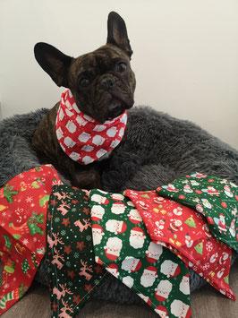 Halstuch Weihnachten