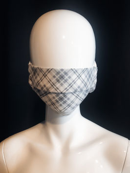 Fabric Face Mask (Pleated Surgical Mask Style)